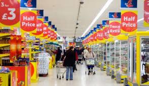 Supermarket Mystery